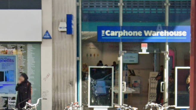 Carphone Warehouse stores will close