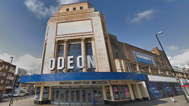 File photo: All Odeon cinemas are closed until further notice