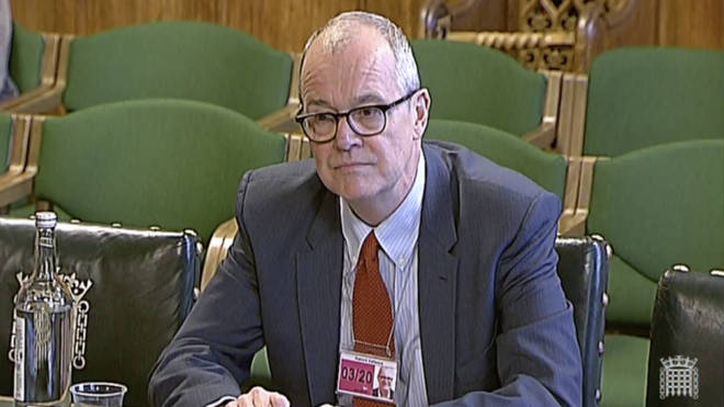 "Sir Patrick Vallance says it is ""reasonable"" to assume around 55,000 people in the UK have the virus"