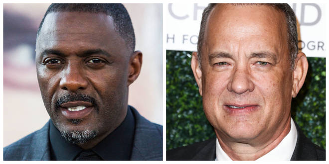Tom Hanks and Idris Elba have tested positive for coronavirus