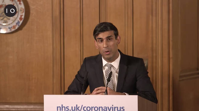 nRishi Sunak has announced a three-month mortgage holiday to help with the coronaviru crisis