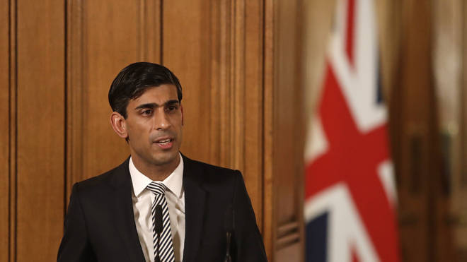 Rishi Sunak has announced a three-month mortgage holiday to help with the coronavirus crisis