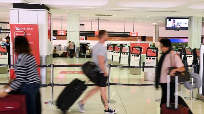 Brits have been strongly advised against all foreign travel