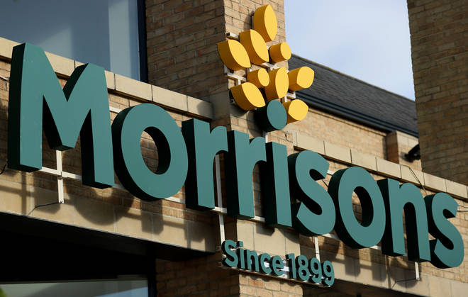 Morrisons made the announcement on Tuesday