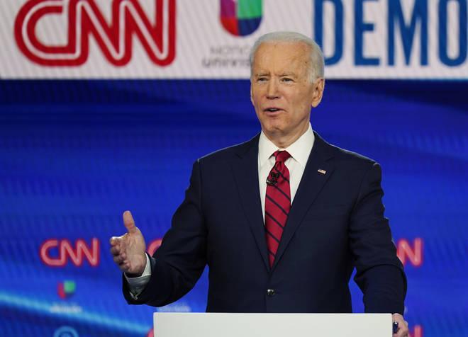 Joe Biden has won the Florida primary
