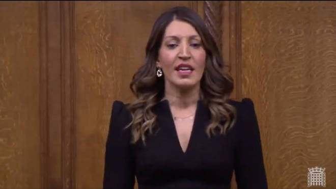 Labour MP Rosena Allin-Khan criticised the PM for his response to the virus