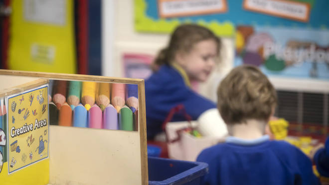 File photo: All schools in Scotland and Wales will close by Friday