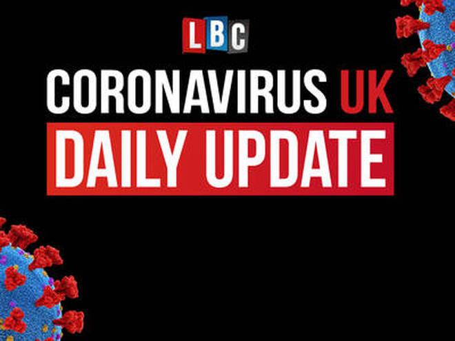 Coronavirus UK daily update