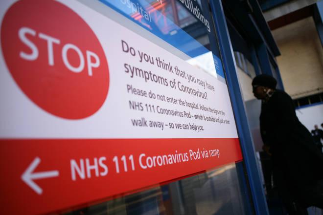 Coronavirus claims 32 more UK lives bringing death toll to 104