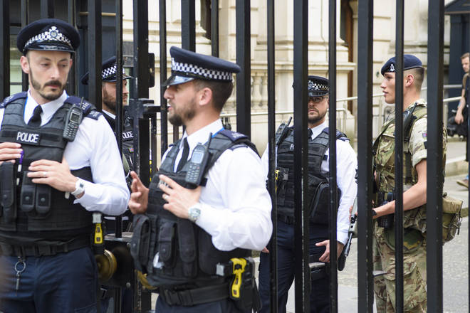 Troops could be needed to support the police