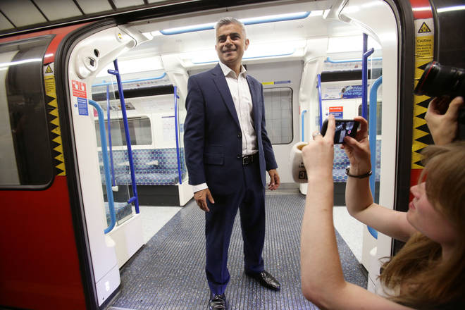 Sadiq Khan has commented on the decision