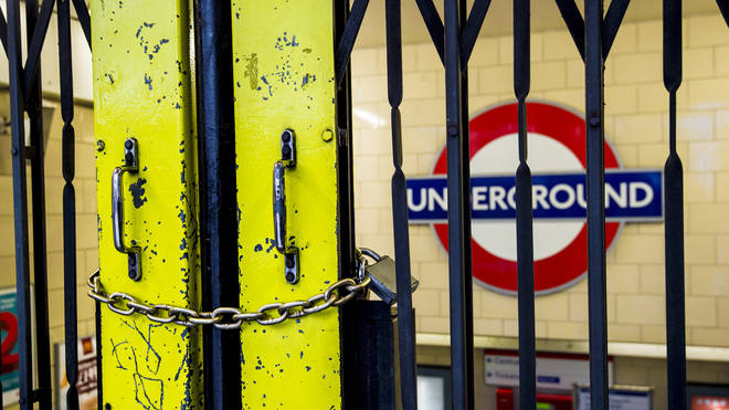 TfL will close 40 tube stations