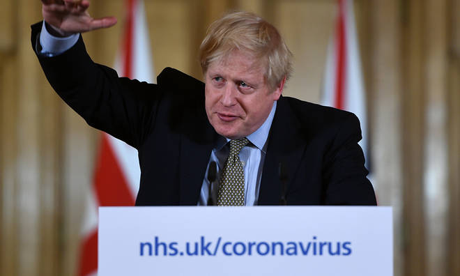 Boris Johnson has closed UK schools with no date of reopening