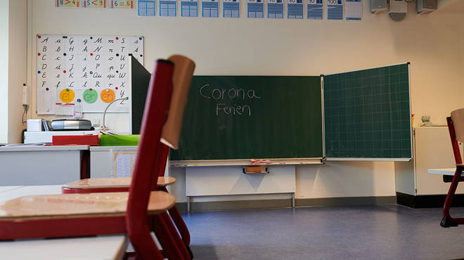 Schools from around Europe have remained closed