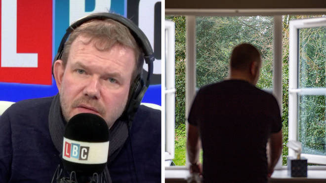 James O'Brien heard how you can maintain your mental health during isolation