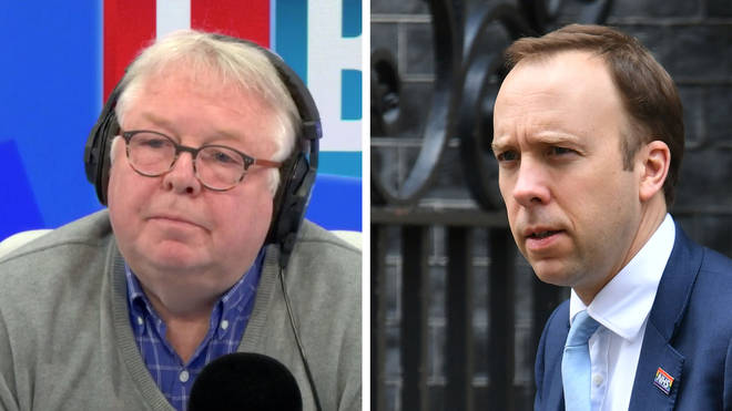 Nick Ferrari spoke to Matt Hancock about the government's coronavirus plan