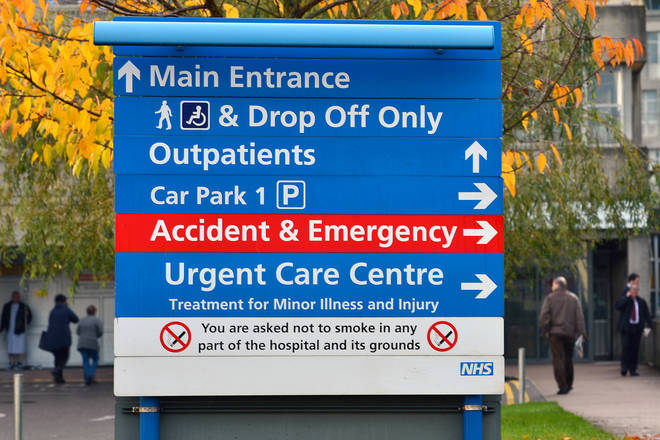 Northwick Park Hospital had previously declared a critical incident