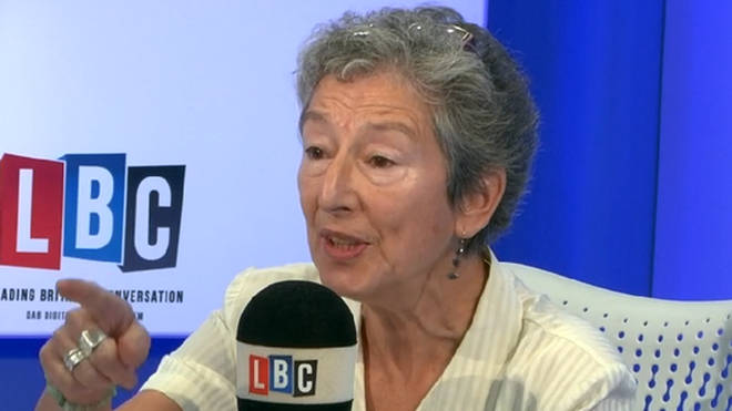 Naomi Wimborne-Idrissi chuckled as she was asked about anti-semitism in the Labour Party
