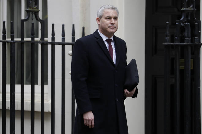 Steve Barclay MP was on hand to debrief the government's coronavirus strategy