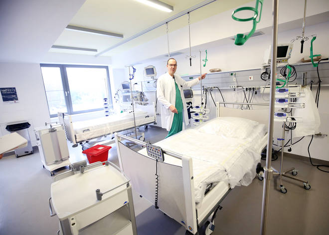 Thousands more beds will be available