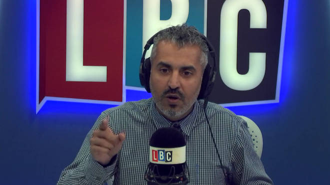 Maajid Nawaz criticised Sadiq Khan over his handling of Uber