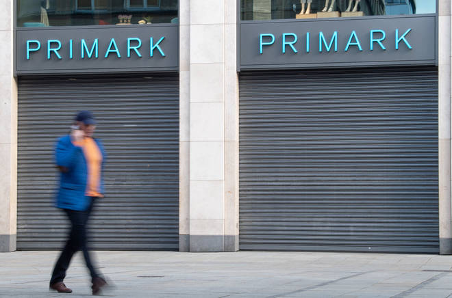Primark is closing its doors