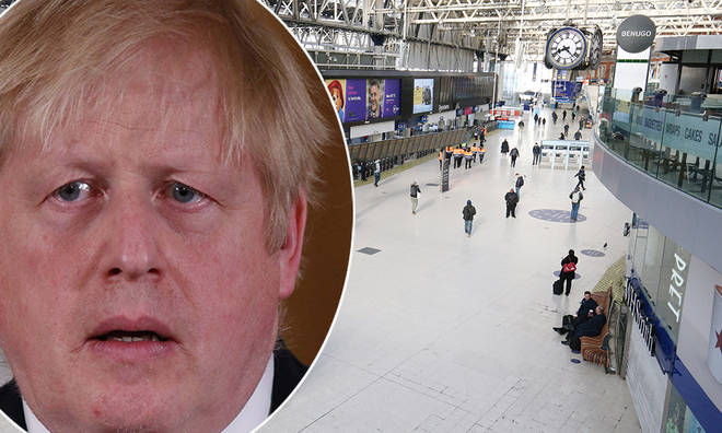 Boris Johnson has warned the UK over lockdown measures
