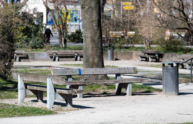 Coronavirus lockdown: Parks will remain open for exercise