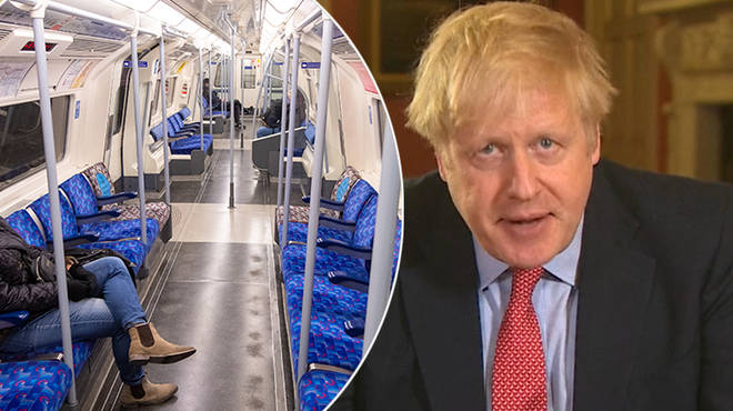 Boris Johnson has put the UK in lockdown over coronavirus fears