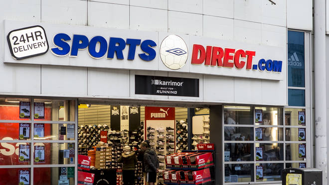 Sports Direct owner Mike Ashley was told to close the stores