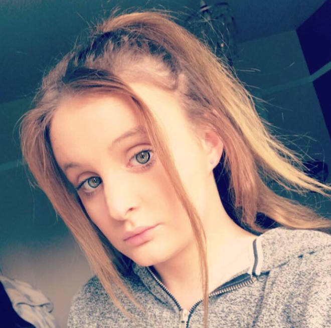 Chloe Middleton was just 21 years old
