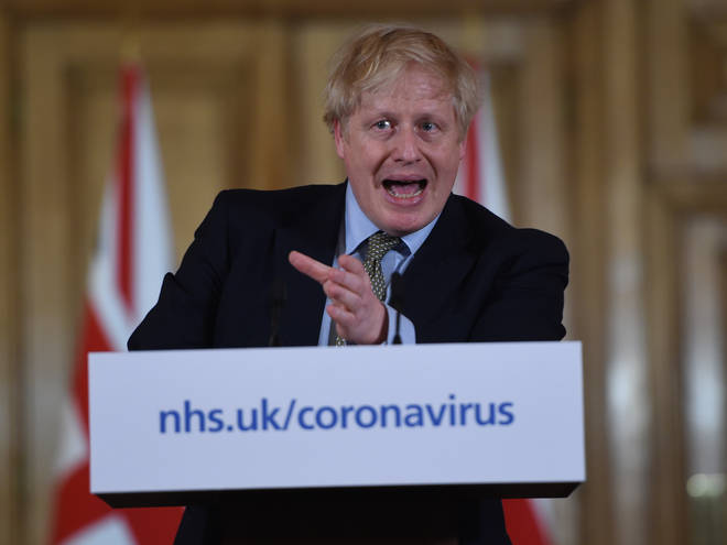 The government are hosting a daily coronavirus press conference