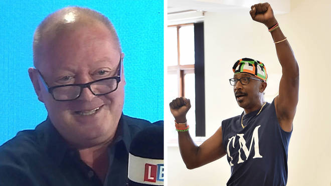 Steve Allen spoke to Mr Motivator about staying health during the lockdown