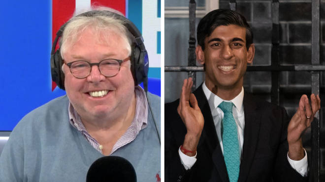 Nick Ferrari heard why Rishi Sunak has had to hold back self-employed help until June