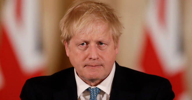 Boris Johnson has tested positive for coronavirus