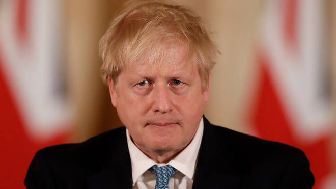 The Prime Minister Boris Johnson