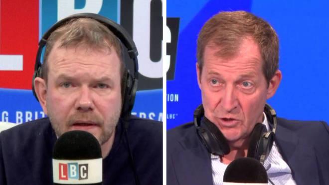 James O'Brien spoke to Alastair Campbell about Boris Johnson's coronavirus positive