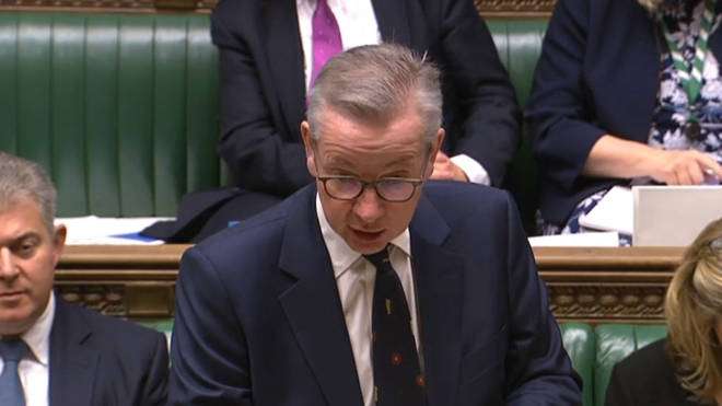 Michael Gove is set to step in for the daily press conference