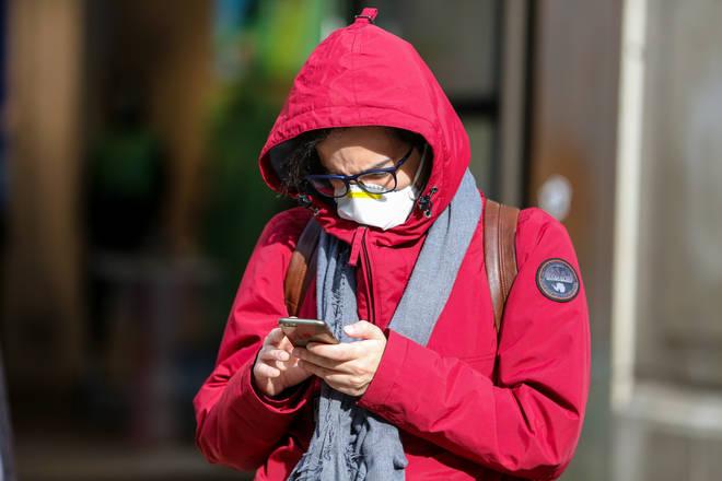 Coronavirus: Maajid Nawaz questions government's new power to track mobile phones
