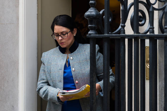 Home Secretary Priti Patel has said abusers will be punished for their crimes