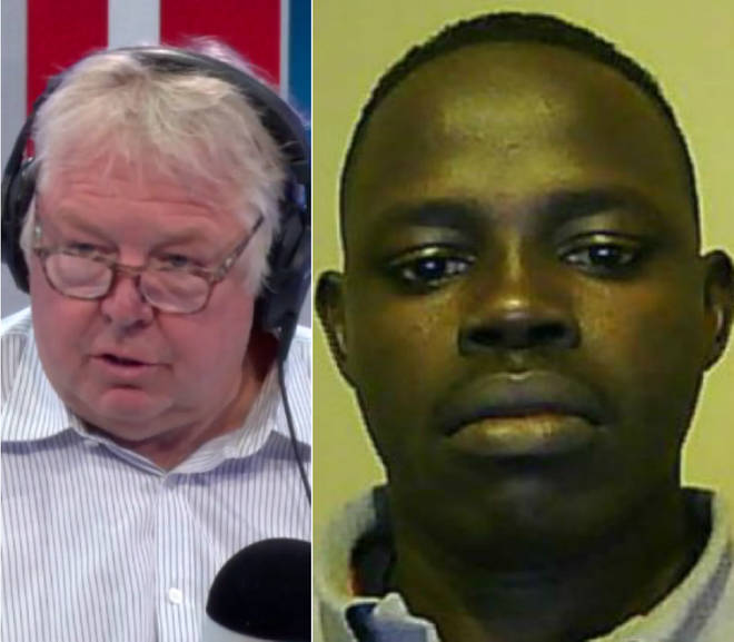 Nick Ferrari spoke to a friend of Salih Khater