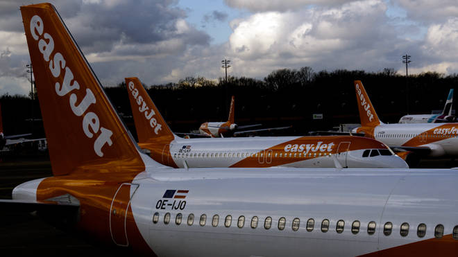 easyJet has grounded its entire fleet