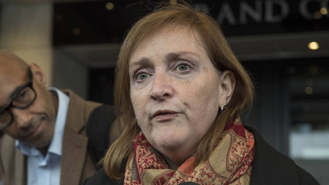 Emma Dent-Coad made the controversial comments at the Labour conference