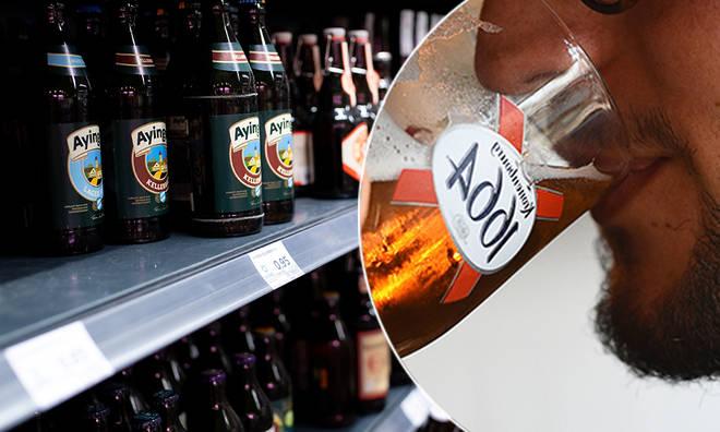 Will the UK ban alcohol during coronavirus lockdown