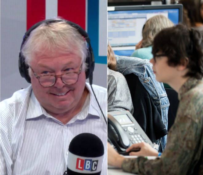 "Nick Ferrari is not impressed by the ""ridiculous"" university courses"