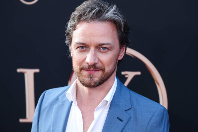 James McAvoy donated £275,000 to support the NHS