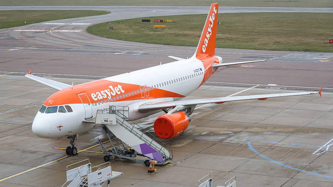 EasyJet have grounded their plan fleet due to coronavirus pandemic