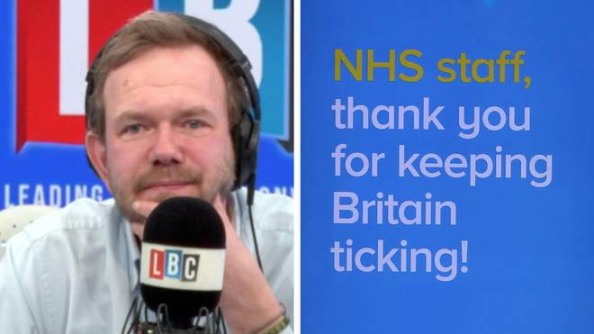 James heard from Cat, whose mum died last week