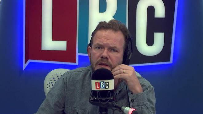 James O'Brien has found himself politically homeless