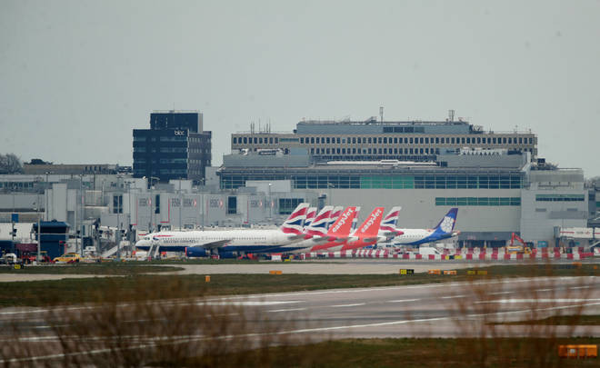 British Airways and EasyJet are two of the airlines helping with reparation flights